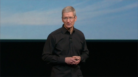 Apple Event02 10-22-13