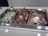 Choice of chicken, pork or beef
