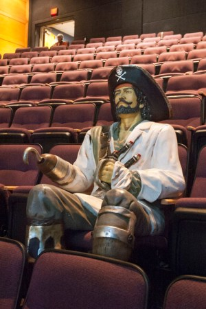Theater pirate