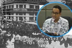 anies baswedan Prinsip Pendidikan Indonesia