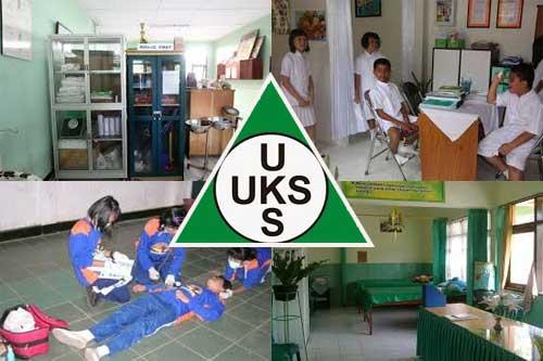 Usaha Kesehatan Sekolah (UKS)