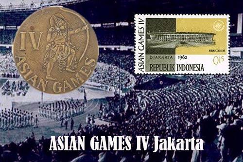 Penyelenggaraan Asian Games IV 1962 Di Indonesia