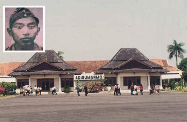 Bandara Adi Soemarmo Solo Lama