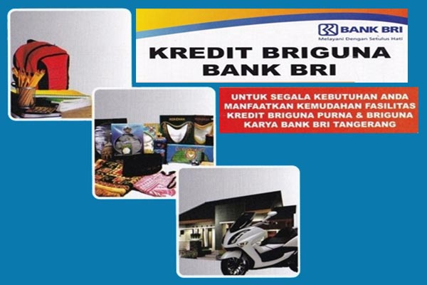 BRIguna Bank BRI