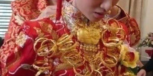 Emas perhiasan