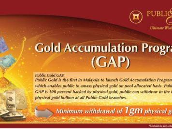 akaun gap public gold