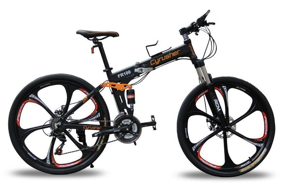 best foldable mountain bike 2018