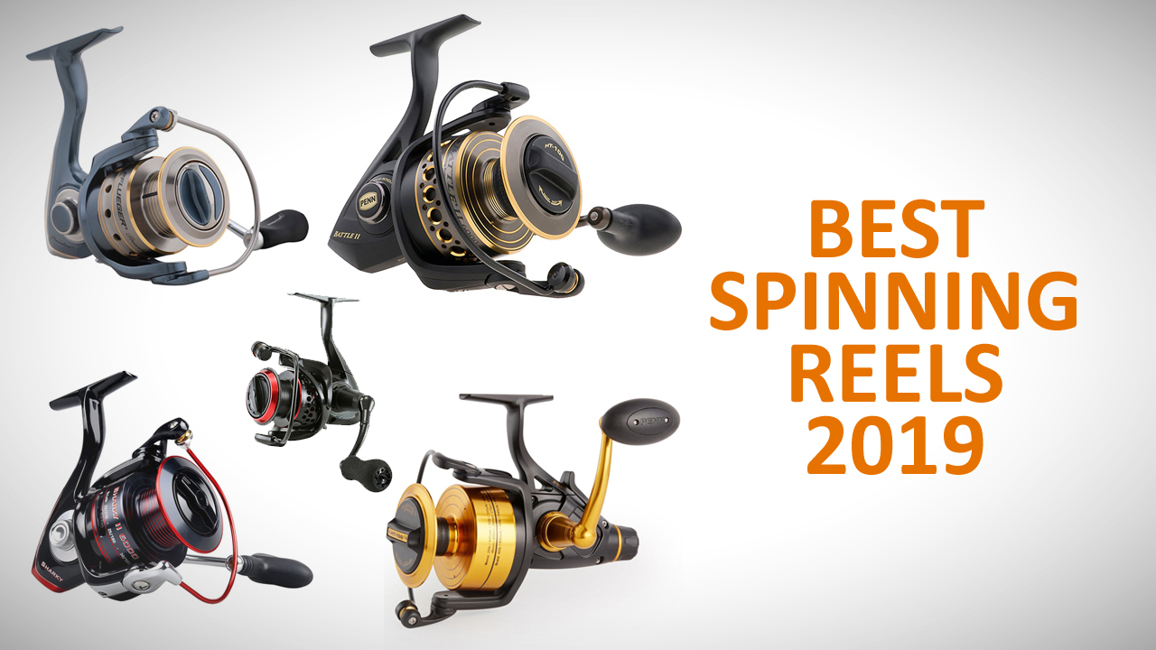 The Best Spinning Reels 2019