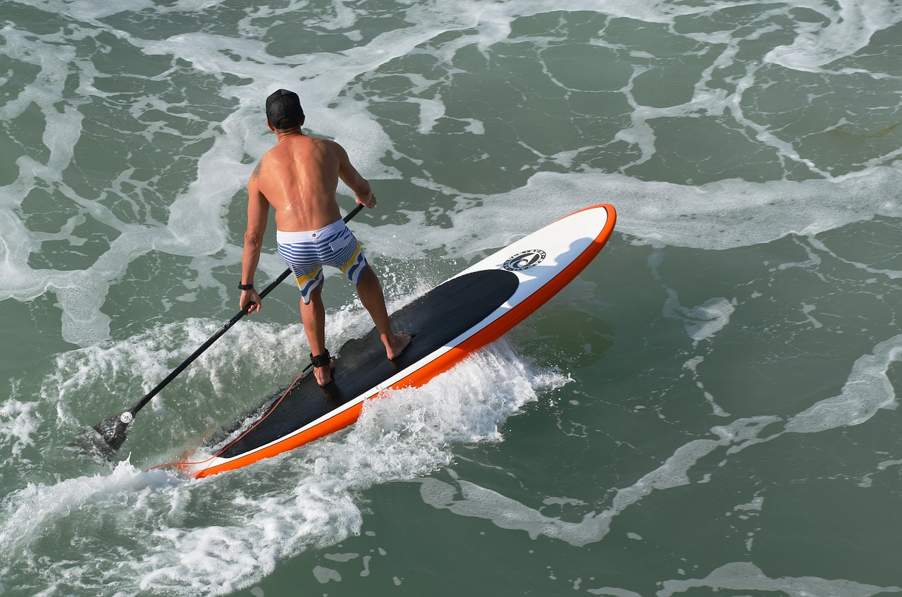 How to Find the Best Inflatable Stand Up Paddle Board