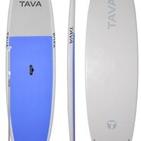 Tava 10'5 Stand Up Paddle Boards - Blue with Adjustable Alloy Paddle