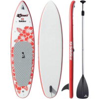 "Solstice 10'4"" Lanai Inflatable Stand-Up Paddleboard Package"