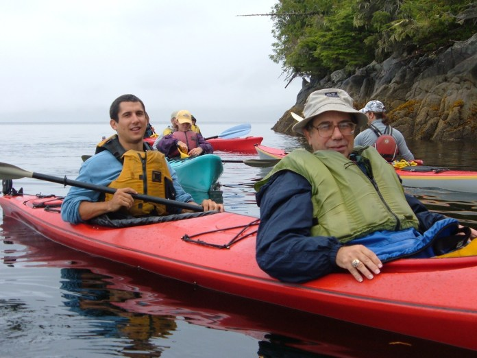 best tandem fishing kayak