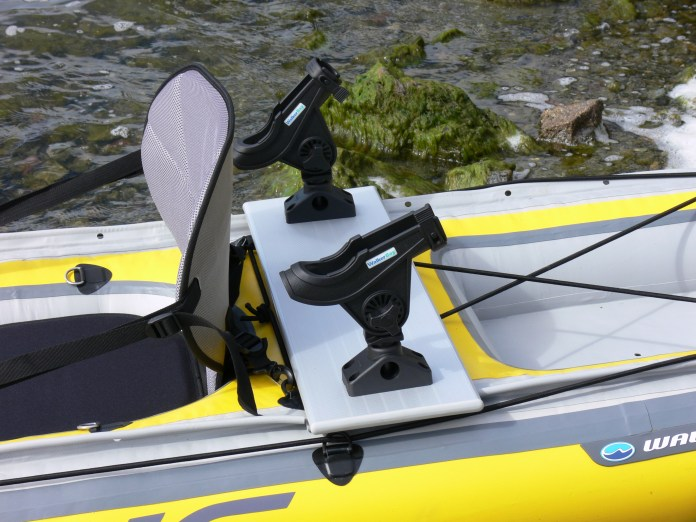 Best Kayak Rod Holders