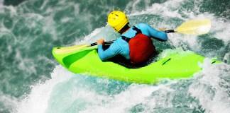 White Water Kayaking for Beginners