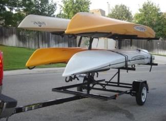 Transporting a Kayak