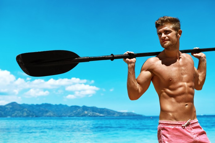 The health benefits of kayaking, canoeing, and paddleboarding