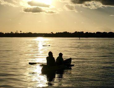 Kayak rentals and tours in vero beach florida