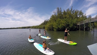 Paddle Board or SUP Tours in Vero Beach