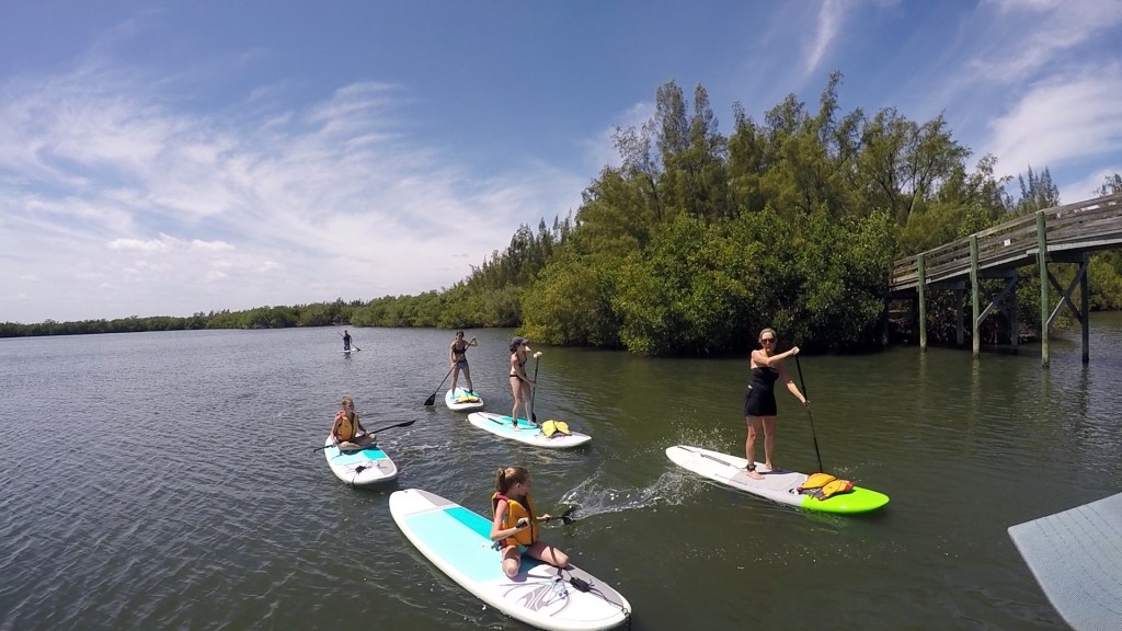 Paddle Board and Kayak Rentals, Tours, Lessons and Sales on Orchid Island in Vero Beach Florida