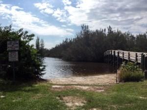 Round Island Park Launch Site