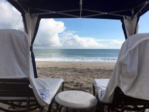 Beach Cabana at the Kimpton Vero Beach Hotel & Spa