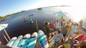 Learn to SUP (or stand up paddle board)