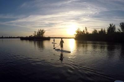 Paddle board Vero