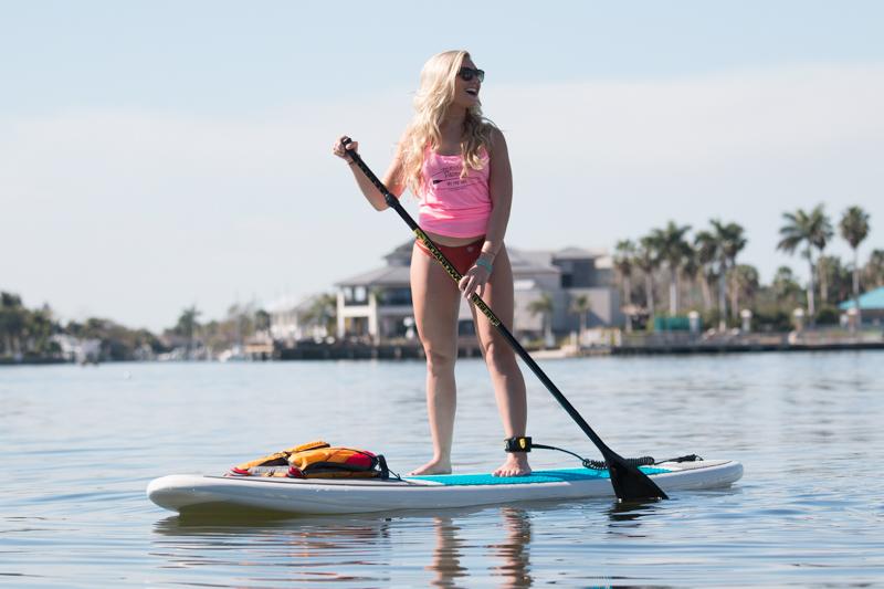 Paddle board rental Vero