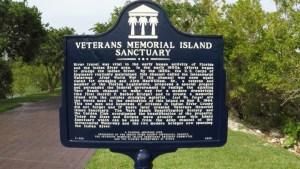 Veterans Memorial Island