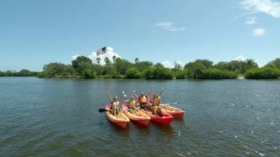 Kayak Tours Vero Beach