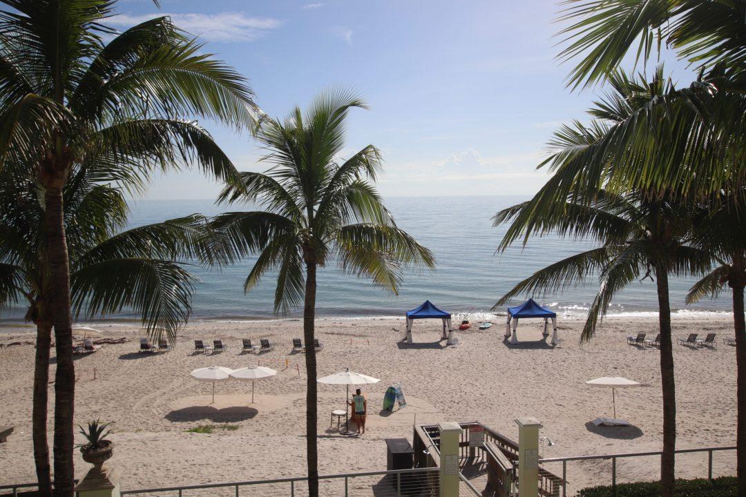 Beach of the Kimpton Vero Beach Hotel & Spa