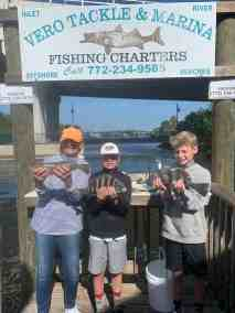 Fishing Charters Vero Beach Florida