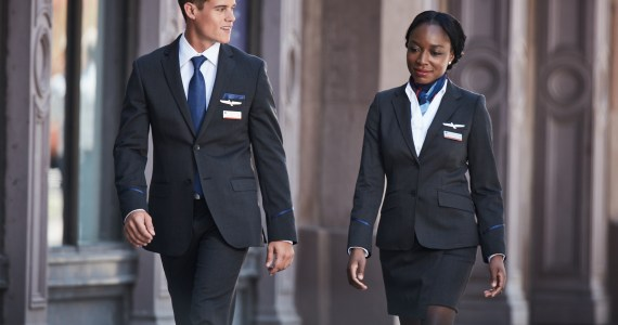 American Airlines cabin crew - news round of the week - AA flight attendants getting sick from new uniform