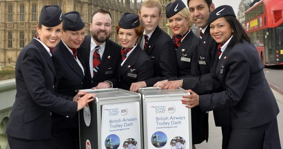 The requirements and essential criteria for British Airways cabin crew