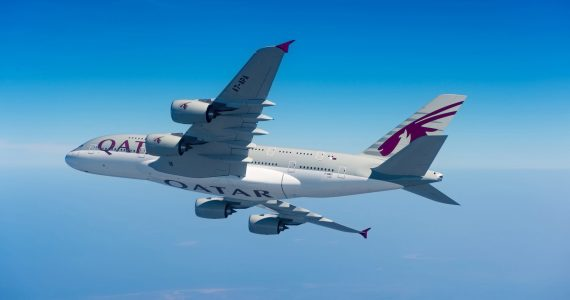 News Roundup – 18th April 2017. A Summary of Airline News from the Past Week - A Qatar Airways A380