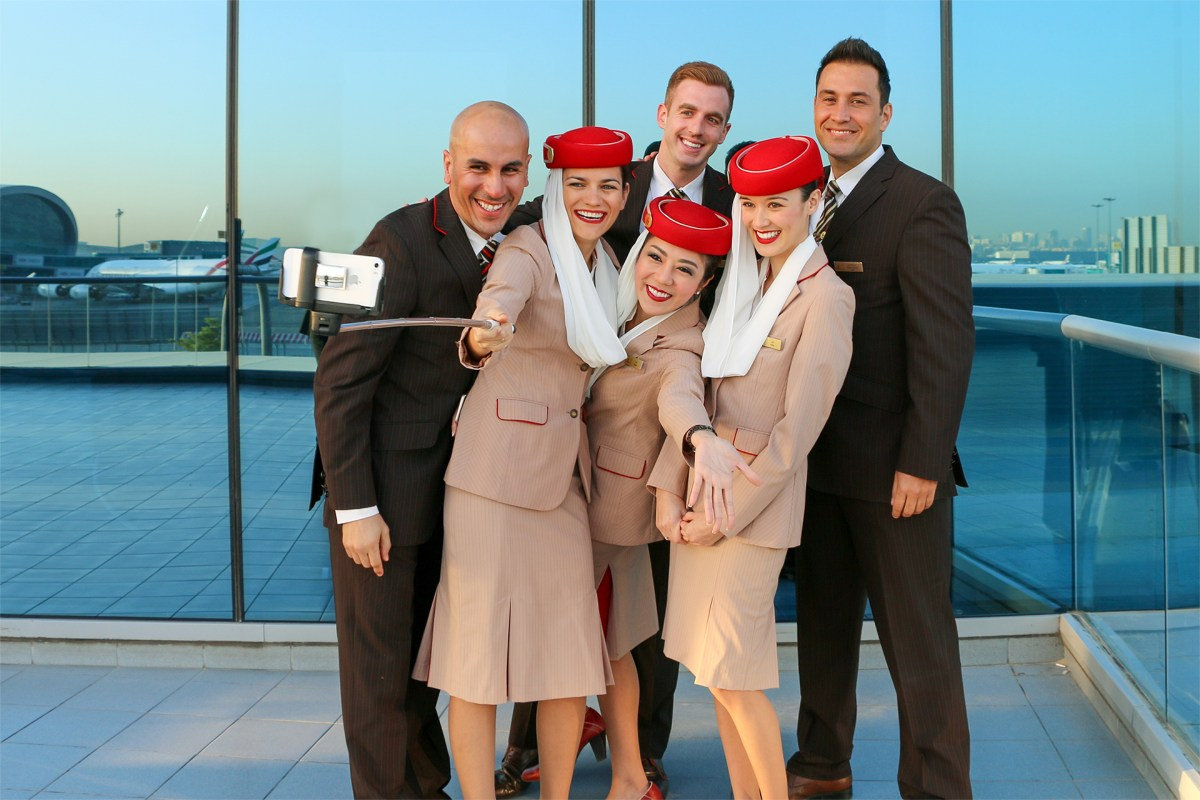 Emirates Cabin Crew Salary and Benefits 2017