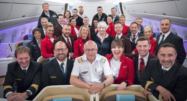 Apply Now: Virgin Atlantic Has Reopened Cabin Crew Recruitment