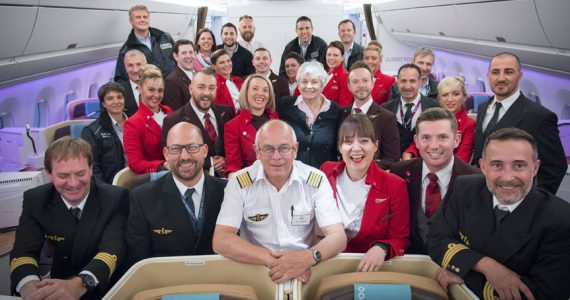 Apply Now: Virgin Atlantic Has Reopened Cabin Crew Recruitment