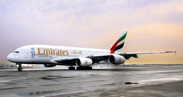 """Emirates Profits Drop by 82% after """"Brutal"""" Year"""