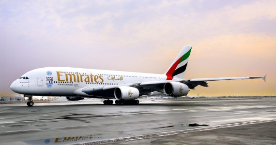"Emirates Profits Drop by 82% after ""Brutal"" Year"