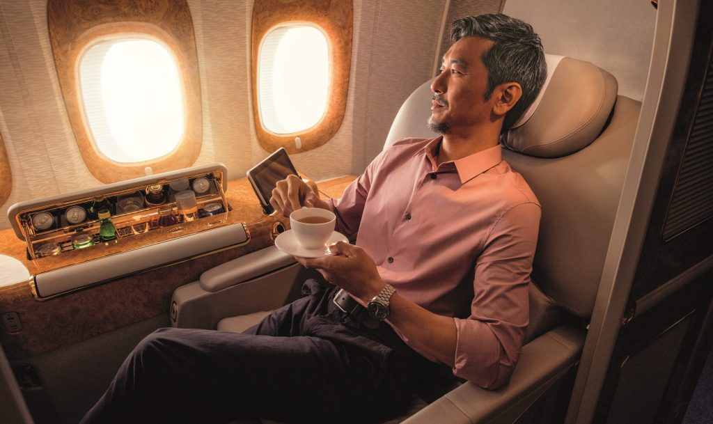 Emirates will likely introduce a new First Class Suite in the next 12-months. Photo Credit: Emirates