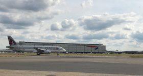 BA Staff Walkout: Strike Breaking Qatar Airways Aircraft Arrive at Heathrow Airport