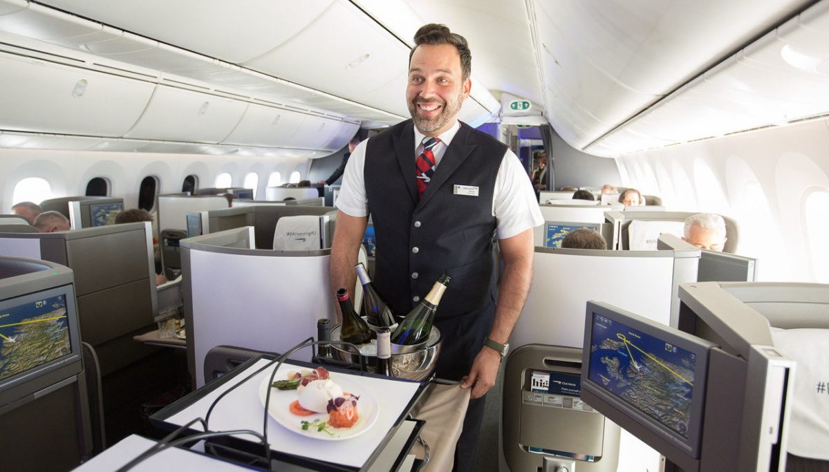 Despite High Profile Setbacks, British Airways Retains Official Four Star Rating - For Now at Least