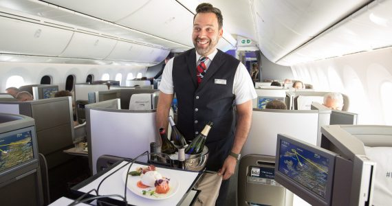 Despite High Profile Set Backs, British Airways Retains Official Four Star Rating - For Now
