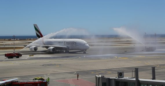 Who Had the Best Inaugural Route Launch - Emirates, Etihad or Qatar Airways? Video's Reviewed