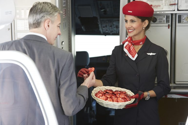 Etihad Airways Gives Up on Air Berlin As the Struggling German Carrier Applies for Insolvency