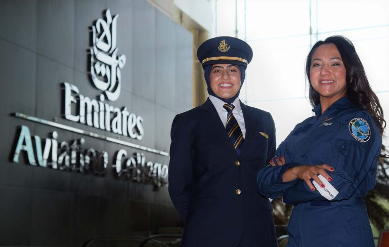 Etihad Airways and Emirates Are Championing the Important Role of Women in the Aviation Industry