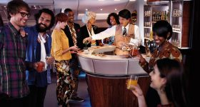 Sources: Dine On Demand is Definitely Coming to Emirates Business Class