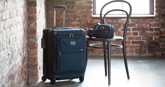 24,000 United Flight Attendants Are to Get Designer TUMI Luggage and New Uniforms