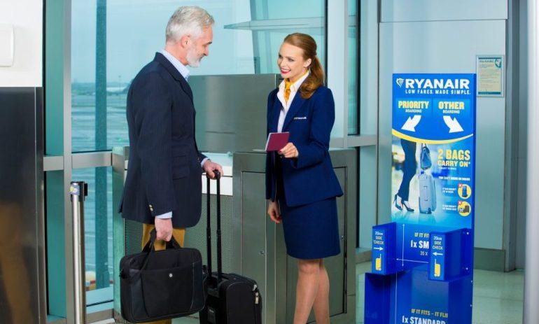 Ryanair Has Had Enough of Being 'Nice': Accuses Passengers of Flouting Rules